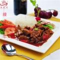 料理包厂家批发200g辣味炖牛腩外卖盖浇饭料理包