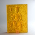 西藏寺庙琉璃佛像做旧宁玛派寺庙佛像琉璃佛像琉璃观音