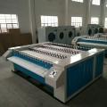 水洗厂多滚筒蒸汽工业床单烫平机