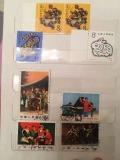 中国纪念样板戏邮票
