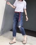 库存积压牛仔裤批发工厂在广州牛仔裤市场批发