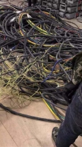 集安电缆回收公司,集安回收电线电缆