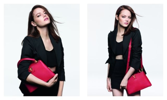 LV新经典系列推形象广告 华丽女星阵容集体出镜