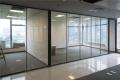 顺义区安装玻璃隔断安装磨砂玻璃隔断