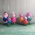 全新小猪佩奇出租趣味小猪佩奇出售小猪佩奇租赁展览