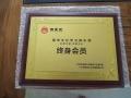 广州木制奖牌木制授权牌金波银箔奖牌香港加盟牌