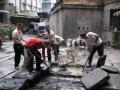 江城大道隔油池清理,油污清陶,抽隔油池清洗公司