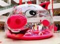 粉红猪乐园租赁猪猪乐园