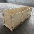 黄岛包装箱厂家 场站替换木箱价格是多少出口包装箱送