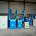 厂家供应二保焊废气处理设备 烟尘过滤净化器