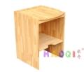 陕西厂家供应幼儿园实木玩具柜批发