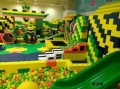3D拼插积木小颗粒儿童益智玩具积木乐园室内儿童乐园