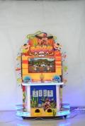 大型儿童游戏机电玩城引流神器 西部牛仔套牛趣味游戏