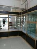 厂家定制钛合金展示柜仓储货架
