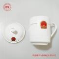 景德镇陶瓷茶杯厂家,宣传纪念礼品茶杯