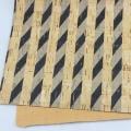 免费拿样 礼品包装盒专用软木纸 烫金软木纸 环保