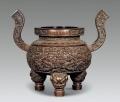 青铜三足炉想卖哪里能交易成功