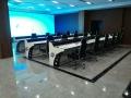 伍邦为甘肃数据中心机房提供专用监控台