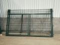 东联网栏现货供应8002图纸铁路防护网、金属隔离网