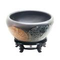 陶瓷鱼缸养金鱼缸乌龟缸睡莲盆荷花缸碗莲缸特大号鱼缸