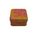 东莞厂家直销 正方形 香皂铁盒质量保证