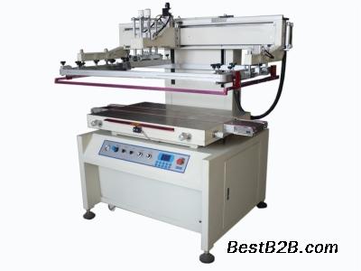 标识标牌印刷机 亚克力板木板金属板丝网印刷机厂家