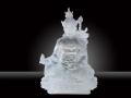 福建三明市琉璃佛像工厂价观世音菩萨家居供奉观音佛像