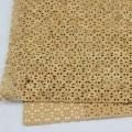 南京软木革皮具箱包专用软木革条纹软木革免费拿样