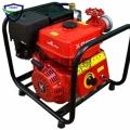 东进手抬机动消防泵旋片真空泵排气自吸水进口动力消防
