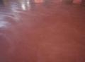 彩色水泥地面 彩色混凝土地面—河北石家庄华欧H30