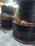成卷50平方铝芯电缆回收 旧电线回收价格
