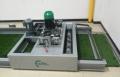 人造草坪耐磨损测试机