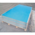 6061t651铝薄板 1.6厚贴膜铝板