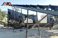 时产60吨的建筑垃圾破碎站,移动式破碎机