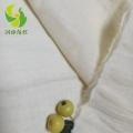 厂家定制40s支普梳全棉双层平纹纱布坯布
