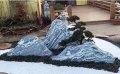 泰山切片石加工出售大量现货切片景观石