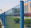 白城市桃型柱围栏网公路隔离栅价格