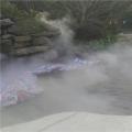 房地产售楼部雾喷冷雾人造雾工程