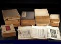 上海各种老线装书回收.上海老字帖收购服务
