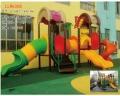 天津社区儿童滑梯设计 体育器械路径 球场地面施工队