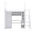论型材学生宿舍用钢制公寓床与方管铁床的优势凯威特家
