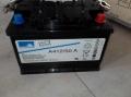 德国阳光蓄电池A412 50A 阳光胶体电池12V