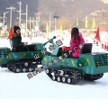 雪地坦克_山东金耀_打造游乐设备引领者 滑雪场设备