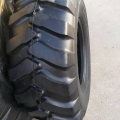 前进 挖沟机轮胎 斜交工程机械