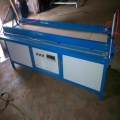 大型灯箱装饰一体板护角折弯机设备