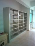 供应西安图书室书架生产厂家