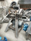 供应广西橡胶轮胎切条机新型轮胎切圈机多少钱一台