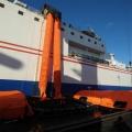 海上撤离系统 船员快速撤离 单双通道垂直撤离系统C