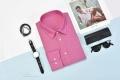 南昌红谷滩公司企春夏季衬衫西裤职业套装上门量体定做