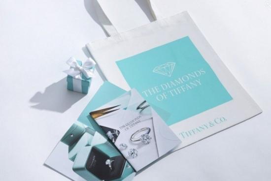 Tiffany台北办美钻传奇主题展 附赠限量托特袋